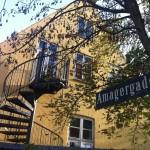 Huset Amagergadeskilt